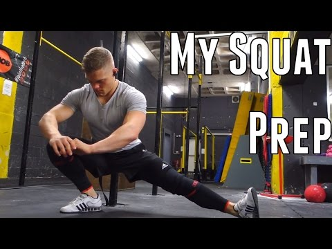 My Squat Preparation... | Squat Every Day #24