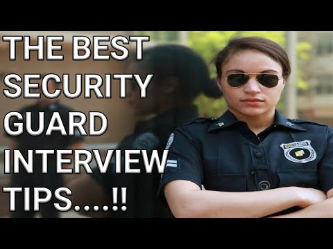 security guard interview questions and answers in hindi