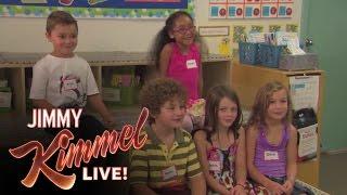 Jimmy Talks to Kids - Politics