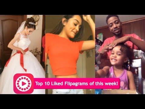 Best flipagram- Top 10 Liked Flipagram compilation of week3 of August 2017!