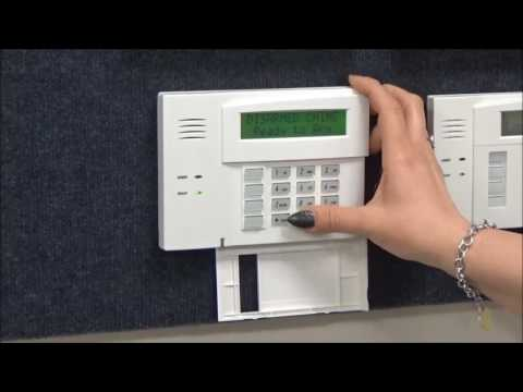 My Alarm Center - How to Change User Codes for an Ademco/First Alert Security Panel