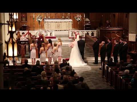 Two Planet Productions - Connor & Maddy Wedding - Tulsa - Trinity - Summit Club