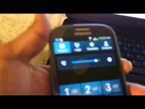 How to unlock Koodo Samsung S3