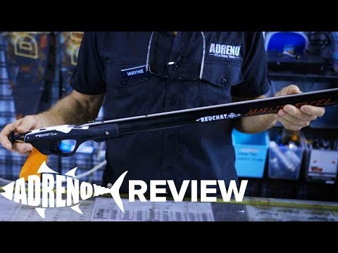 Beuchat Marlin Evil Speargun Video Review