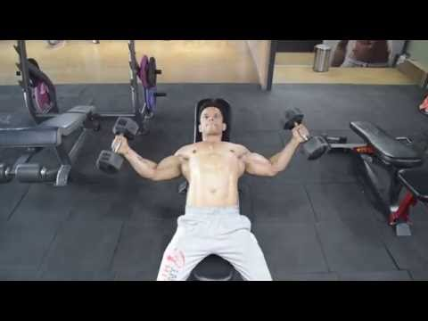 Top 6 workouts to get Bigger and Wider Chest