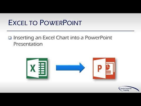 Office Integration -  Part 5a -  Excel to PowerPoint