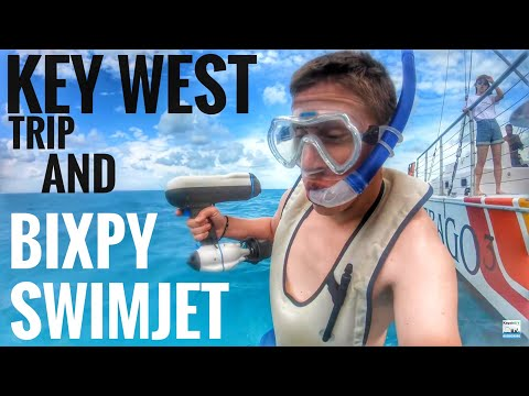 Bixpy Swim Jet- Handheld Underwater Propulsion For Snorkeling & Scuba