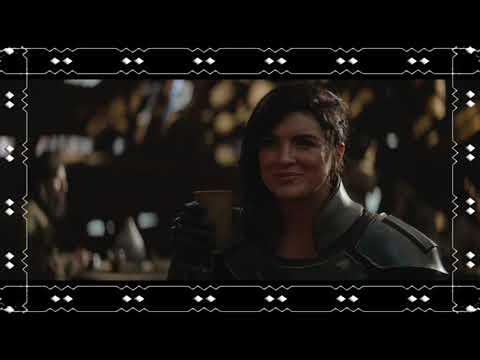 Gina Carano 🥊 CARA DUNE (vs Mandalorian)