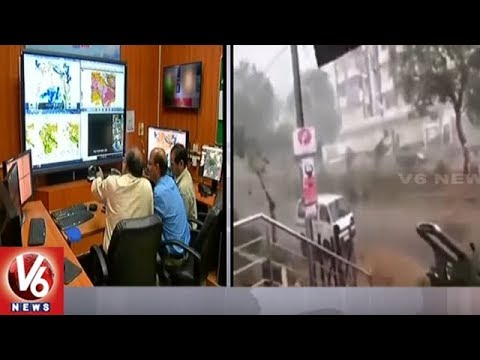 13 States On Alert For Storm And Rain, Haryana Schools Closed For 2 Days | V6 News