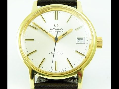 Vintage 1970's Omega Automatic Watch