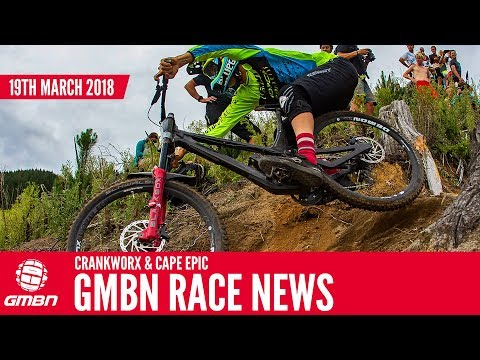 GMBN Mountain Bike Race News Show   Cape Epic + Crankworx