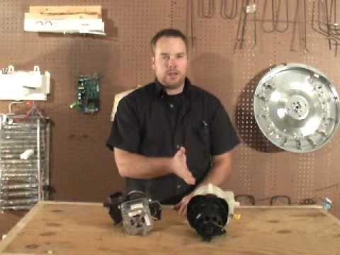 GE Dishwasher Pump Seal Replacement