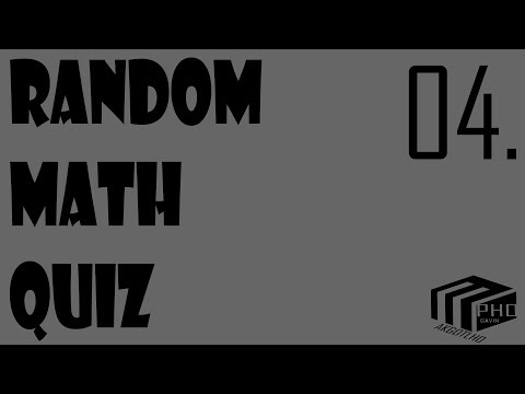 The Best How To: Create a Random Math Quiz Program in C# Video 2017