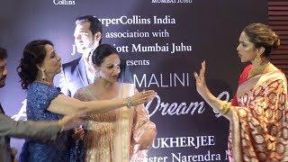 Deepika Padukone steps aside for Hema Malini