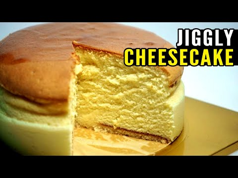 The Most Jiggly Cheesecake in pressure cooker | Jiggly Cake |cotton cheese  cake