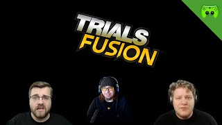 Dhalu vs Chris vs Br4mm3n 🎮 Trials Fusion #83