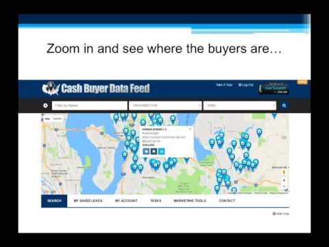 How to Find Cash Buyer's For Your Real Estate Deals