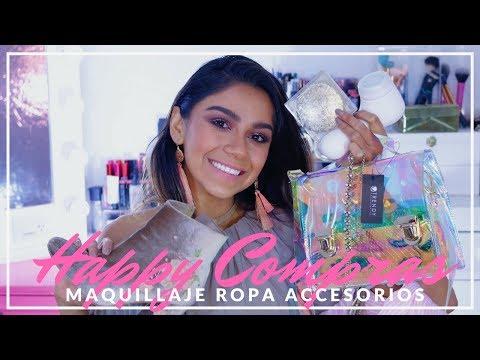 Happy Compras Makeup by Yuya Pull and Bear Gaby Vilchiz MAC Trendy  | Charly Makeup