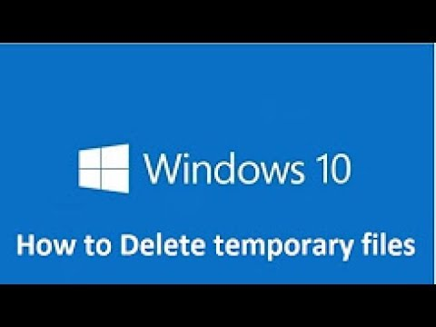 How To Find Out And Delete Temporary Files In Windows 10 (Give Your a Faster Boost)