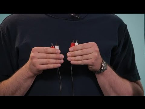 Recording Audio on an iPhone Using RCA Cables : Mac Audio Tips