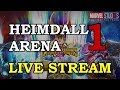 Part 1  Marvel Contest Of Champions Live Stream - Heimdall Arena mp3