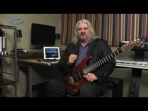 Sweetwater iOS Update - Vol. 45, Line 6 Sonic Port Interface and Mobile POD App Demo