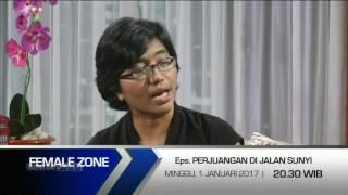 Promo Female Zone: Perjuangan di Jalan Sunyi
