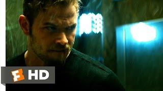 Extraction (2015) - Bathroom Assassin Scene (4/10)   Movieclips