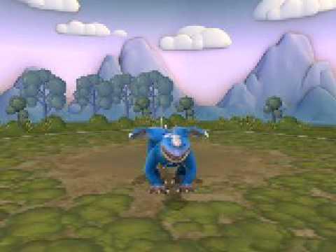 Spore - Azure Netherwing Drake