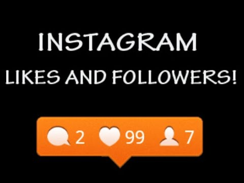 How to get Instagram likes fast! Gain hundreds of likes in seconds! 2015