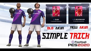 BLACK BALL TRICK ICONIC MOMENT - BAYERN MUNCHEN PES 2020 MOBILE