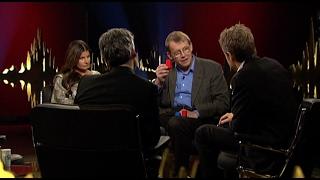 Hans Rosling: – Jag tog med mig världens befolkninge här i fickan | SVT/NRK/Skavlan