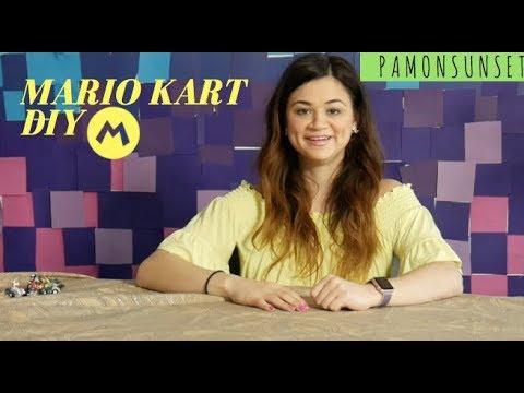 DIY Mario Kart Lamp For ItsAlexClark's Birthday || Inspired By Myka Stauffer
