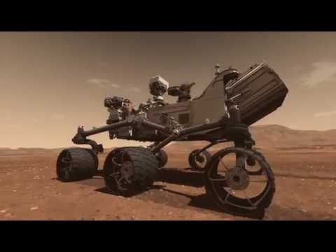 Life On Mars? NASA Mars 2020 Rover Is About To Find Out