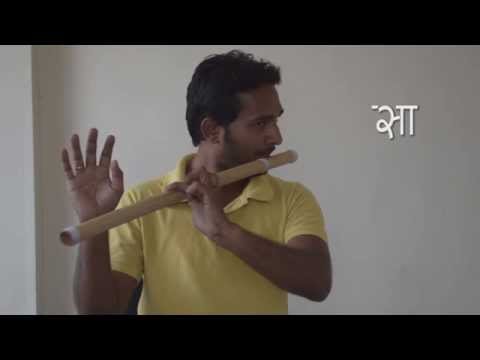 Learn Flute in Hindi for beginners, Episode 1