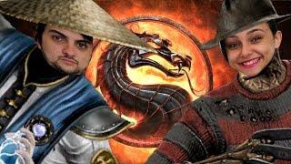 Lute até a morte! - Mortal Kombat (+18)