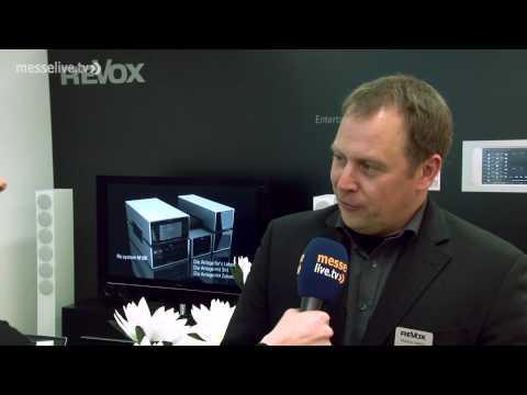 REVOX M100 Multiroom-System (Messe-LIVE HIGH END 2010)
