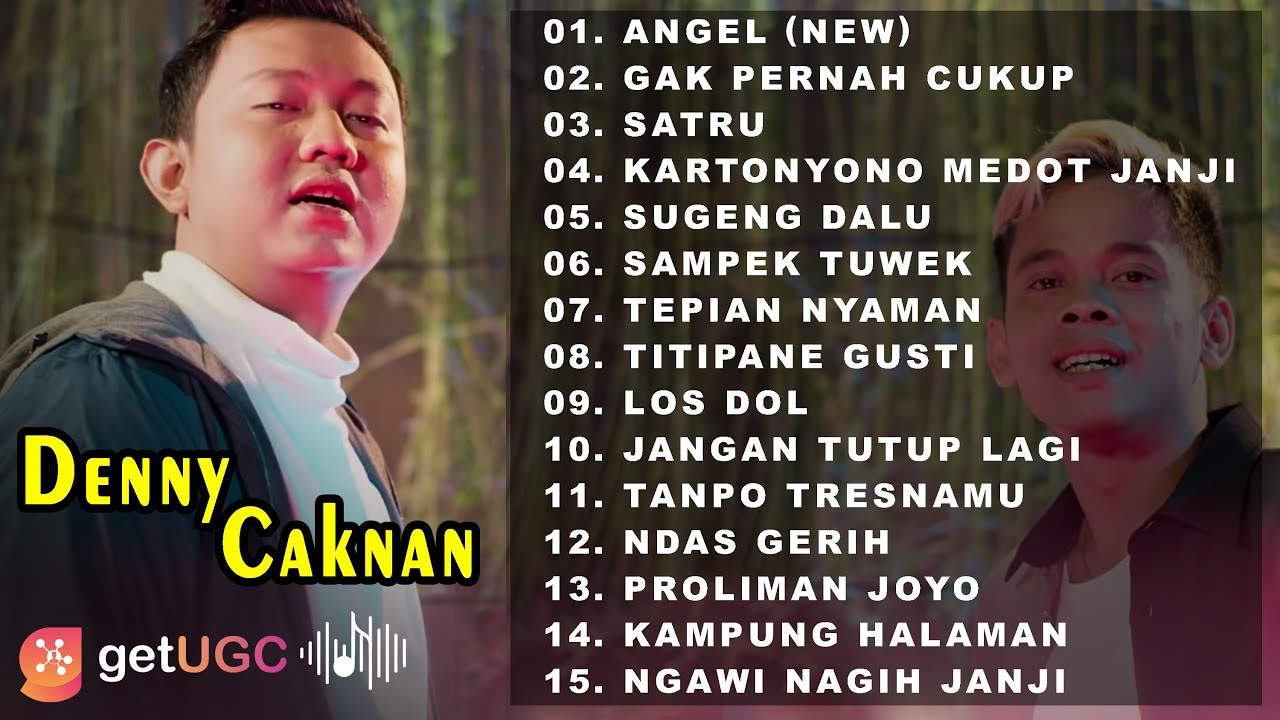Download [UPDATE] DENNY CAKNAN FULL ALBUM TERBARU 2021 SPECIAL ANGEL MP3 Gratis