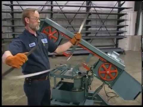 Maintenance and Troubleshooting for your Ellis Band Saw