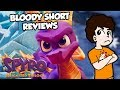 Spyro Reignited Trilogy | Bloody Short Reviews - valeforXD