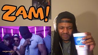 THE MUSCLE!? Skeamer, Skore Beezy OJB freestyle - Westwood Crib Session | CHICAGO REACTION  🔥🔥