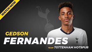 GEDSON FERNANDES ► Amazing Goals & Skills (Tottenham Hotspur)