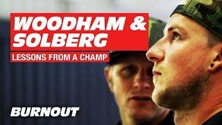 Lessons from a Champion: Luke Woodham Meets Petter Solberg   EDGEsport