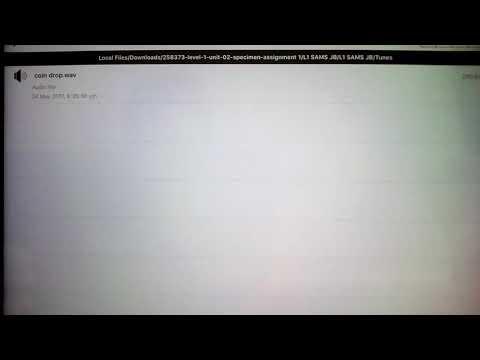 How to create a sub folder - IOS devices (Apple)