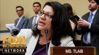 Tlaib rejects Israel's offer to visit West Bank after facing criticism