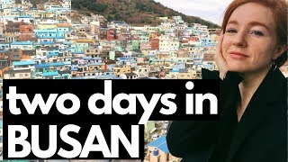 Download My Weekend Trip to Busan, Korea | VLOG Video