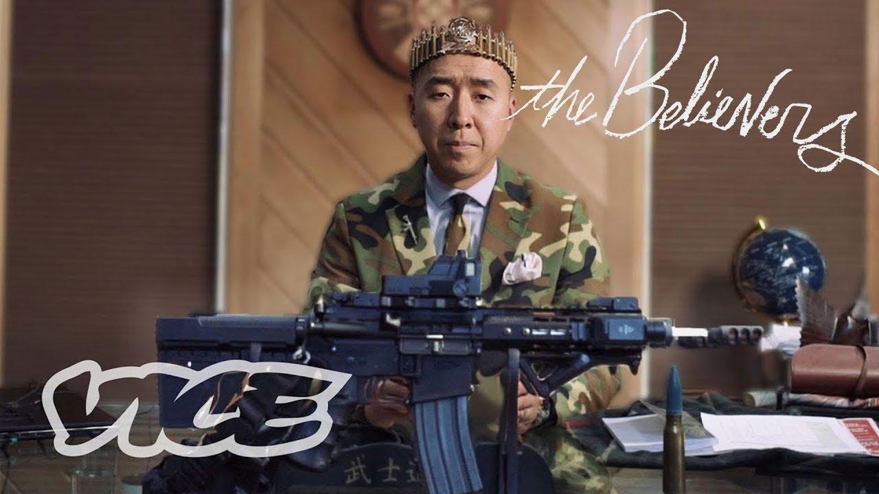 Guns For God: The Church of the AR-15