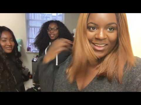 GETTING MY NOSE PIERCED | Day in Miss Olaa's World |