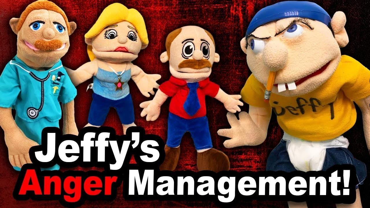 SML Movie: Jeffy's Anger Management!