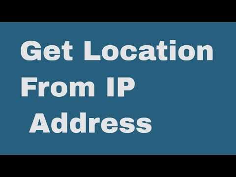 Find Location From IP Address In PHP - Part 2